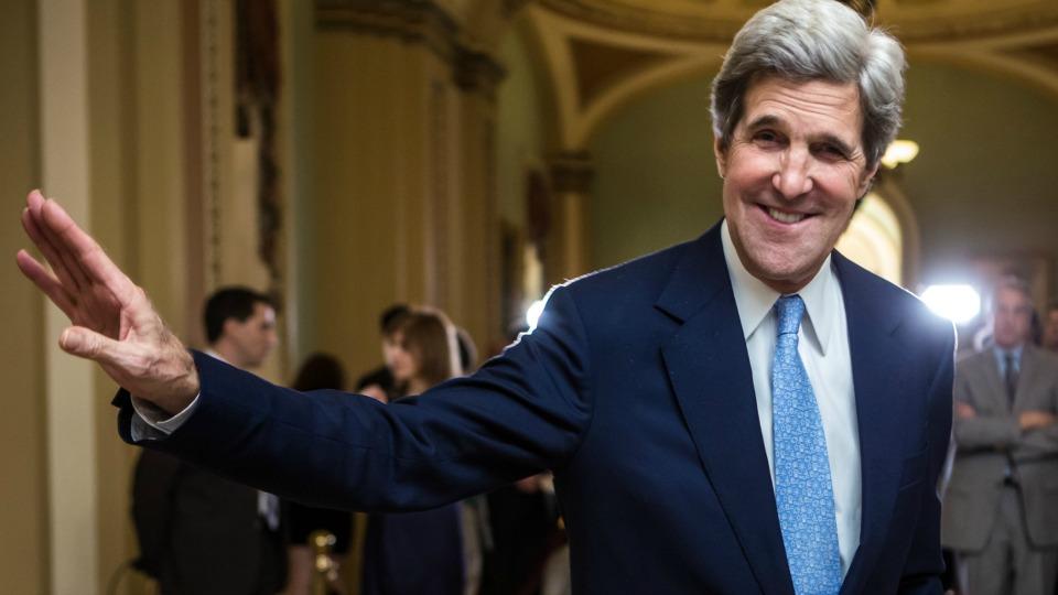جان کری: ۳ کشور پایگاههای خود را برای حمله به سوریه در اختیار ما میگذارند
