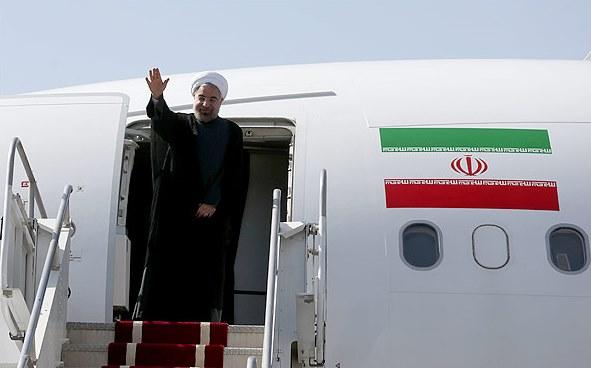 روحانی: چهره حقیقی ایران را به جهان نشان میدهم