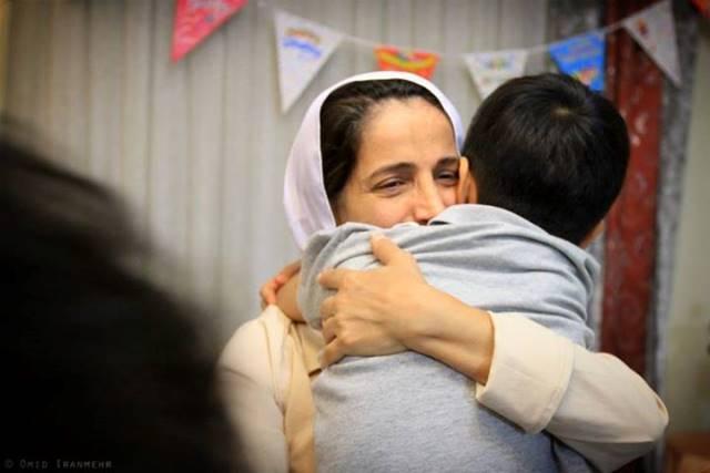 آزادی زندانیان سیاسی، شادی مردم و واکنش مثبت رسانه ها