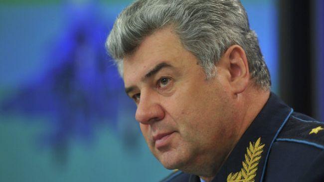 دیدار فرمانده نیروی هوایی روسیه از ایران