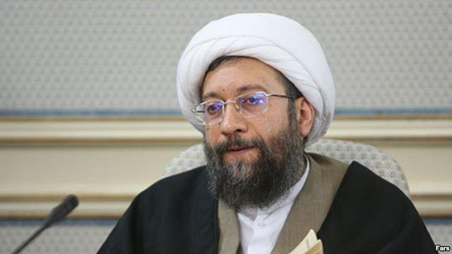 آملی لاریجانی پنج سال دیگر رییس قوه قضائیه ایران ماند