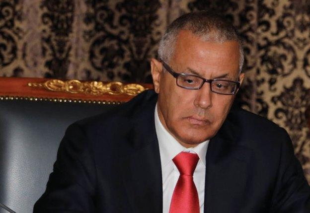 نخست وزیر ربوده شده لیبی آزاد شد