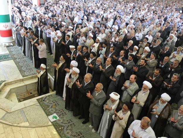 """اولین واکنش به شعار """"مرگ بر آمریکا"""" در نماز جمعه تهران"""