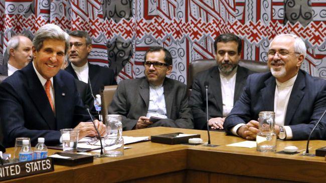 کری: پنجره دیپلماسی با ایران رو به باز شدن است