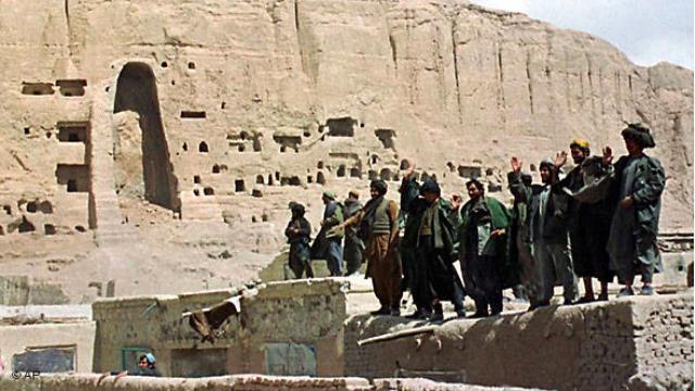 حمله به مجسمه ها؛ دیروز افغانستان، امروز سوریه