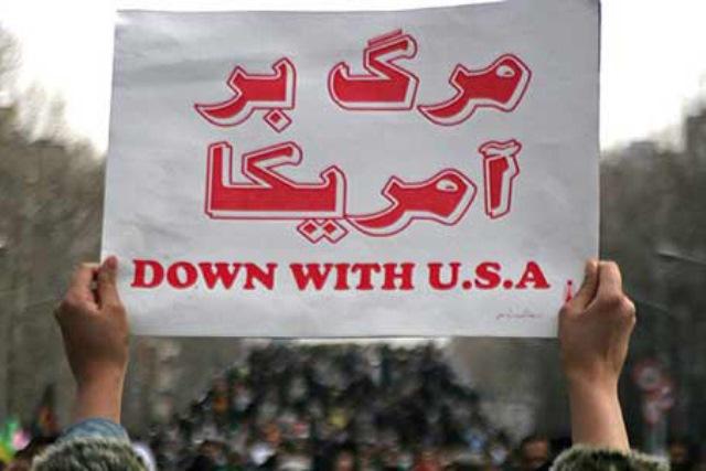 شعار مرگ بر آمریکا؛ چالش جدید و جدی در ایران