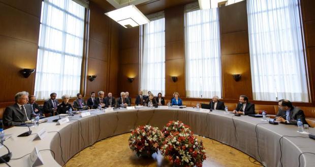 دیدار معاون وزیر خارجه ایران با همتایان بریتانیایی و آمریکایی