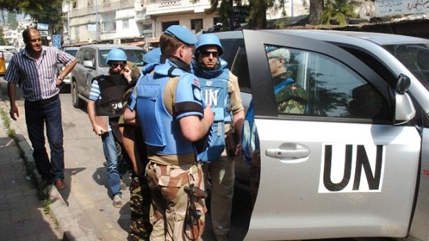 شورای امنیت برای سلاح شیمیایی سوریه ضرب الاجل تعیین کرد