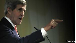 کاخ سفید میگوید تشدید تحریمها علیه ایران، خطر جنگ را افزایش میدهد
