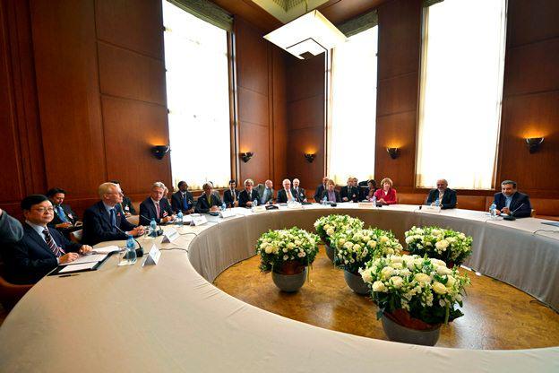 پیوستن وزیر امورخارجه آمریکا، فرانسه و بریتانیا به مذاکرات ژنو