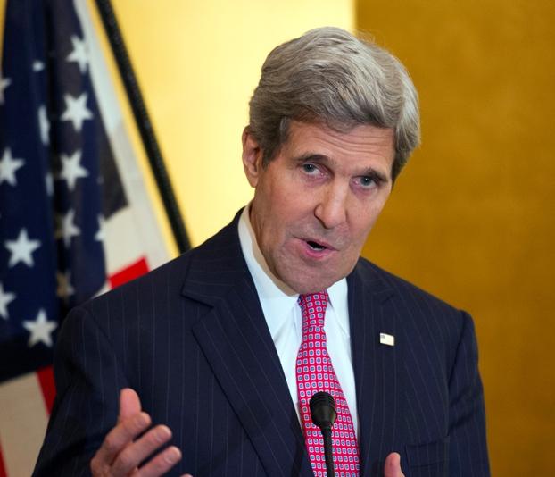 کری: «تشدید تحریم ها، روند مذاکرات را به خطر می اندازد»