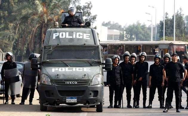 دانشجویان اخوانی تلاش کردند به الازهر حمله کنند