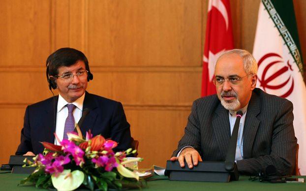 ایران و ترکیه خواهان آتش بس در سوریه شدند
