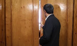 پلاک ۲۰ خیابان «لادن» بدون احمدینژاد