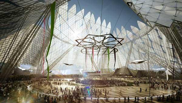 نمایشگاه جهانی دوبی؛ رویای جوانان عرب