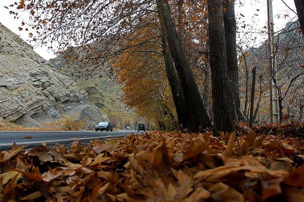 آخر هفته در یکی از زیباترین جاده های جهان؛ چالوس