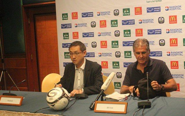 کیروش: ۵ تایی شدن اردن زنگخطری برای فوتبال آسیا است