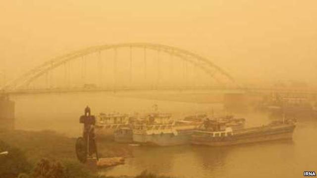 اعلام آمار بیماران تنفسی در خوزستان «ممنوع شد»