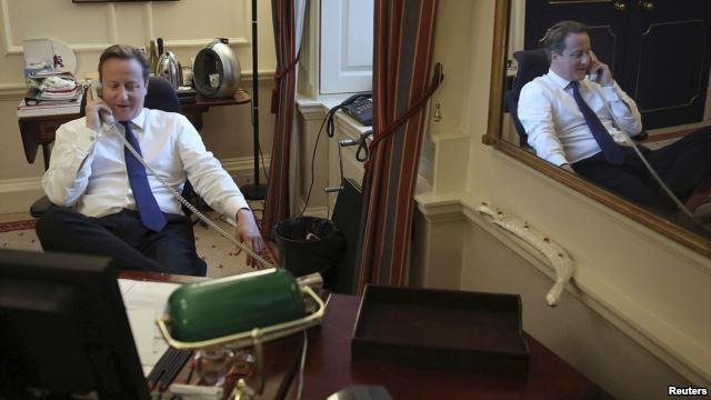 گفتوگوی تلفنی اوباما و کامرون درباره دور بعدی مذاکره با ایران