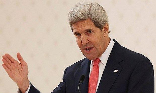 جان کری: در ژنو، ایران توافق را امضا نکرد