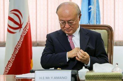 آمانو: همکاری جدید ایران و آژانس گامی مهم محسوب میشود