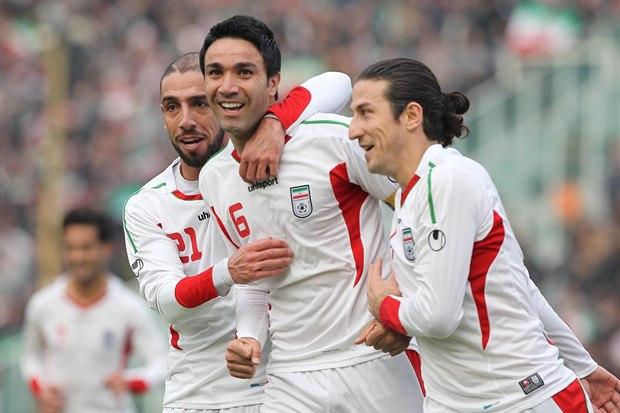 نکونام نامزد بهترین بازیکن فوتبال آسیا شد
