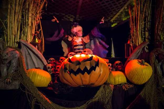 هالووین؛ دیدار ارواح و ملاقات در خانه های تسخیر شده