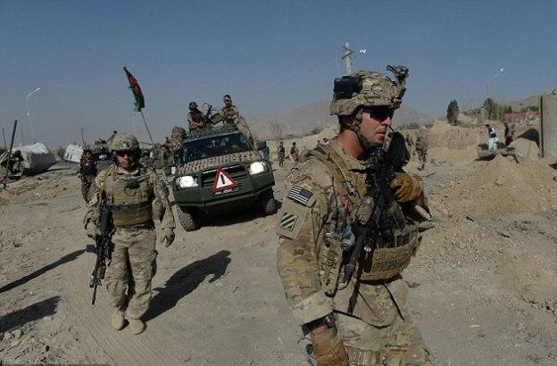 سربازان آمریکایی تا سال ۲۰۲۴ در افغانستان می مانند