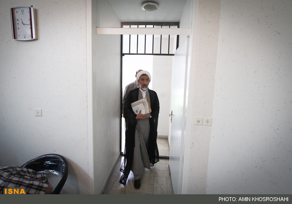 ۲ طبقه از ساختمان لادن به وزارت دادگستری تحویل داده شد