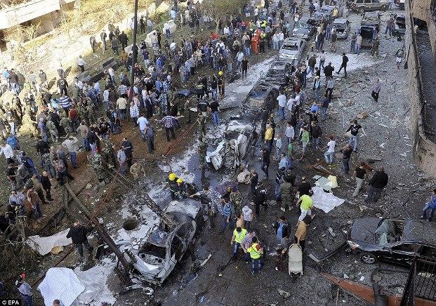 سرنخ هایی از عاملان بمب گذاری بیروت