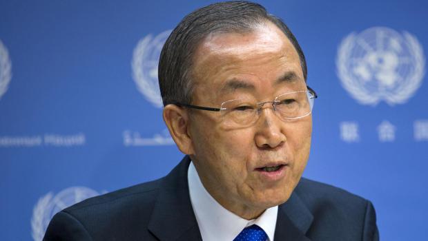 بان کی مون درباره وضعیت مردم وخیم سوریه هشدار داد