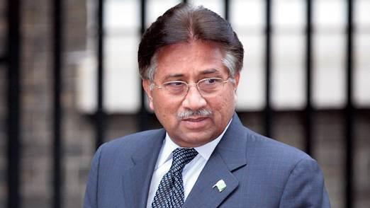 پرویز مشرف با وثیقه آزاد شد