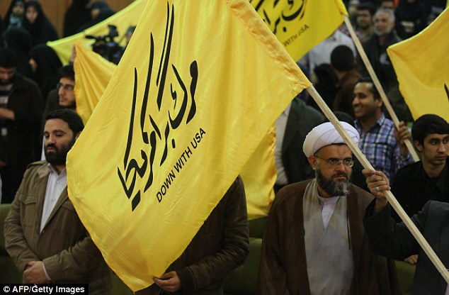 تندروها در ایران در سالگرد اشغال سفارت آمریکا قدرت نمایی می کنند