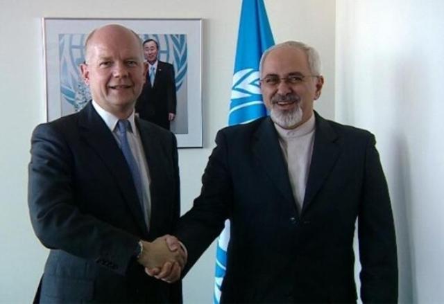 روابط حسنه ایران و بریتانیا در دوره روحانی