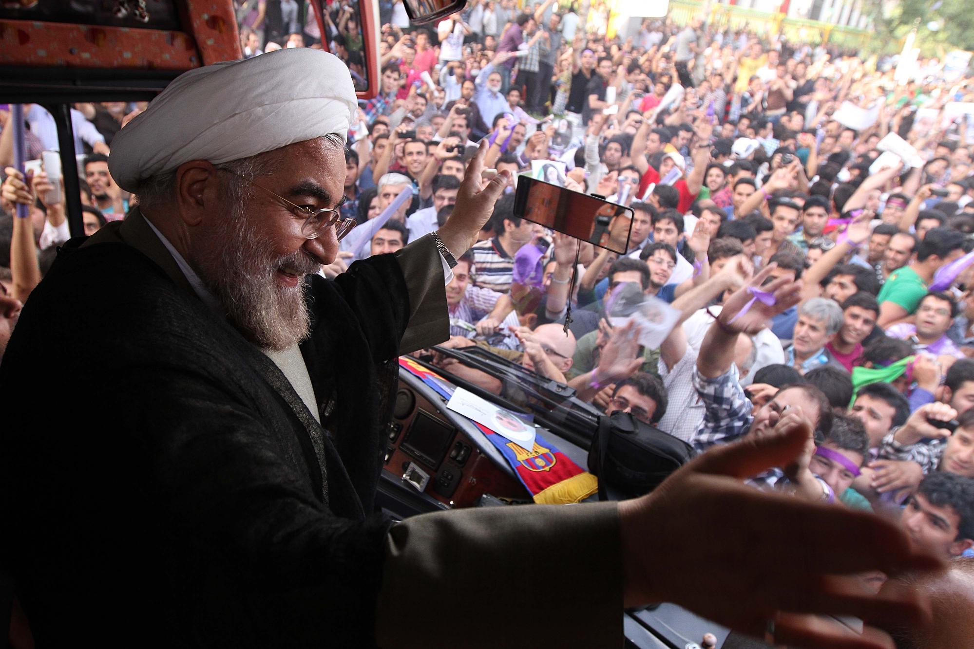 اقتصاد ایران صد روز پس از روحانی