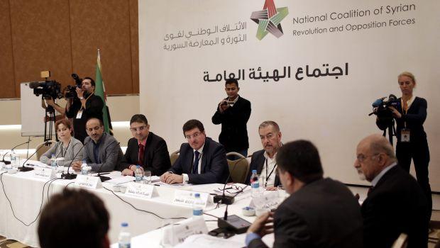 ائتلاف ملی سوریه برای حضور در گفتگوهای صلح ژنو ابراز آمادگی کرد