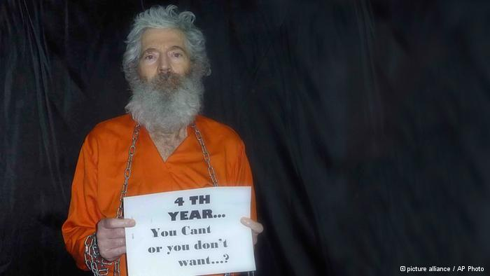 آمریکایی مفقود در ایران مامور جمعآوری اطلاعات برای سیا بود