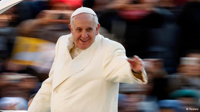 نخستین سفر پاپ فرانسیس به ترکیه