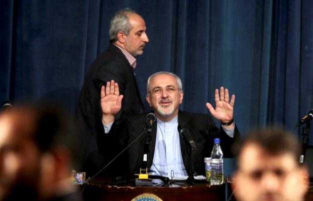 ظریف: وضع تحریم جدید، «مرگ توافق نامه ژنو» است