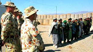 آخرین واحد رزمی نظامیان استرالیایی افغانستان را ترک کرد