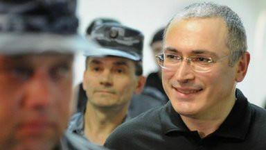 میخائیل خودورکوفسکی، میلیاردر سابق نفتی روسیه آزاد شد