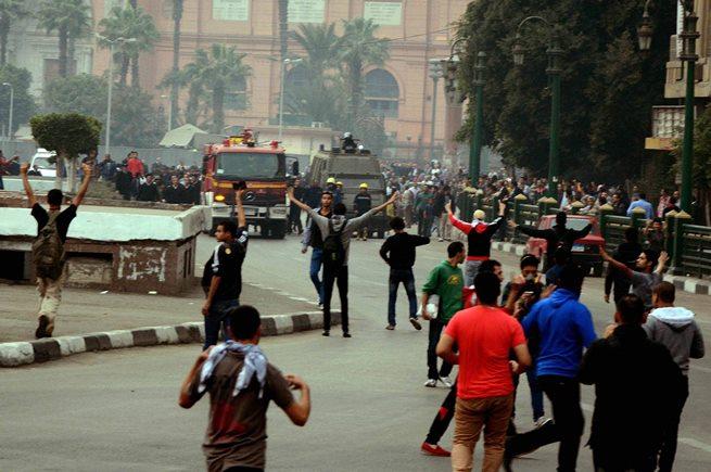 پیشنویس قانون اساسی مصر تصویب شد