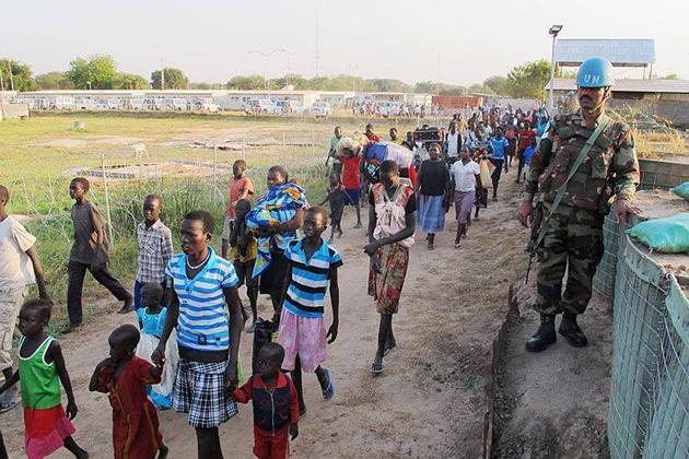 سازمان ملل: درگیریها در سودان جنوبی نزدیک به ۵۰۰ کشته به جا گذاشت