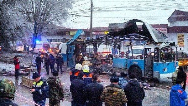 انفجارهای پی در پی در روسیه