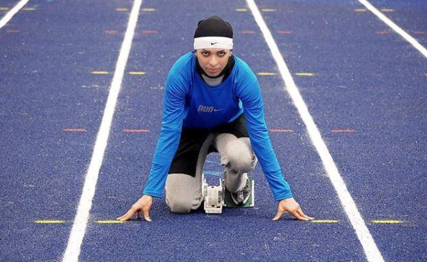 مریم طوسی سریع ترین دختر ایرانی: تبعیض ها را حس می کنم اما امیدوارم