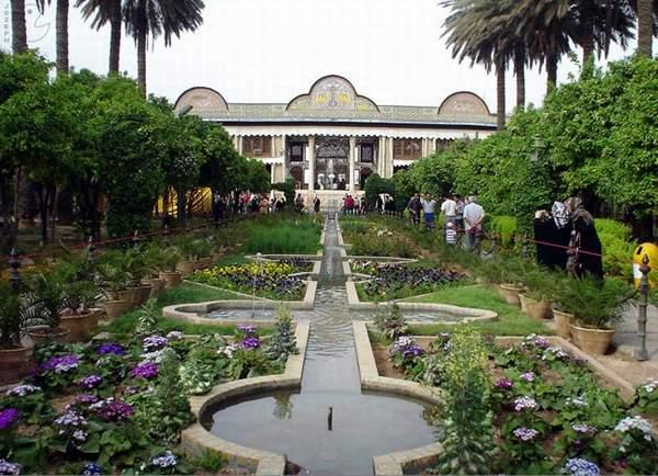 هنر باغ سازی یکی از هنرهای کهن ایران زمین