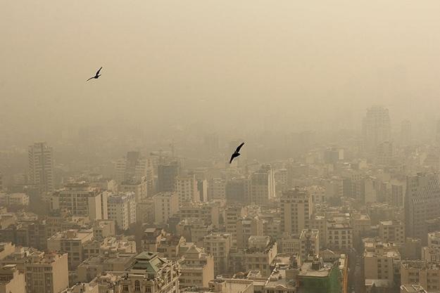 آلودگی هوا و صوتی در آستانه بحران