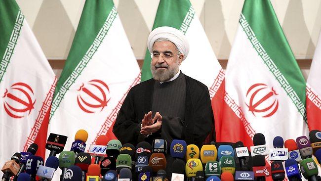 روحانی در میان متفکران برتر سال ۲۰۱۳