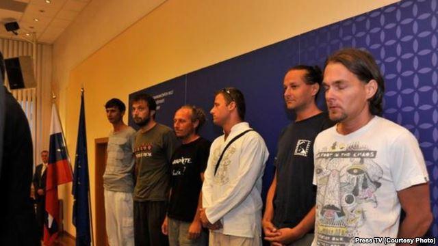 آزادی دو تبعه اسلواکی همزمان با ورود نخست وزیر اسلواکی به تهران
