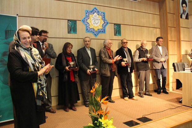شب خاندان مولانا در تهران